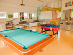 Jugendzentrum Billiardtisch